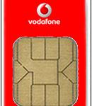 Simkarte Vodafone