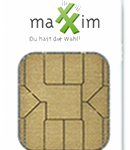 Simkarte maxxim