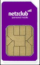 netzclub Prepaid SIM-Karte kaufen