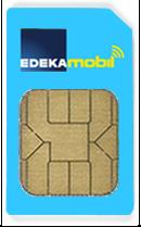 EDEKAmobil Prepaid SIM-Karte kaufen