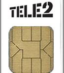TELE2 SIM Karte
