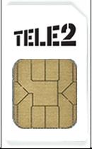 TELE2 Postpaid SIM-Karte kaufen