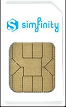 simfinity SIM-Karte