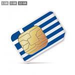 Griechenland Prepaid SIM-Karte