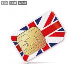 Großbritannien Prepaid SIM-Karte