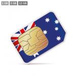 Australien Prepaid SIM-Karte
