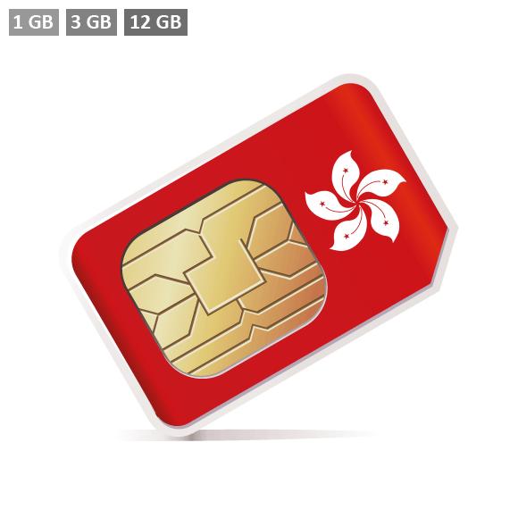 Hongkong Prepaid SIM-Karte