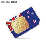 Neuseeland Prepaid SIM-Karte