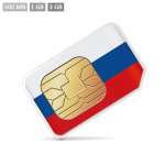 Russland Prepaid SIM-Karte