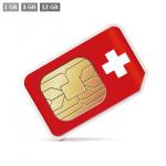 Schweiz Prepaid SIM-Karte