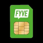 FYVE SIM Karte