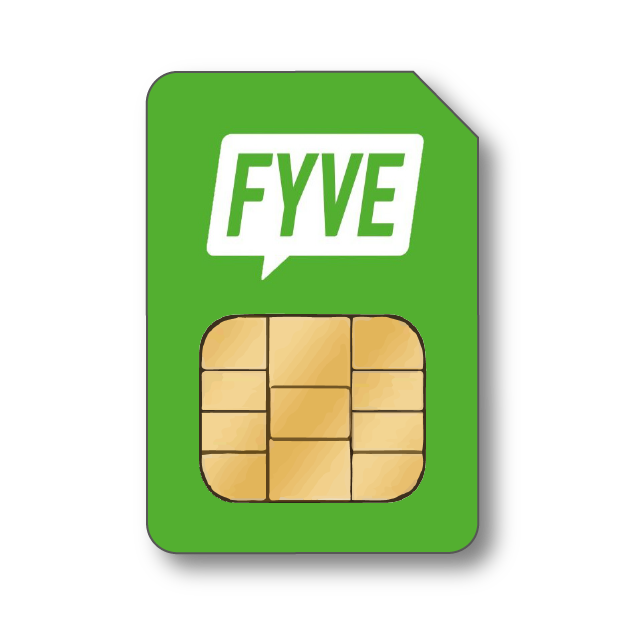FYVE SIM-Karte