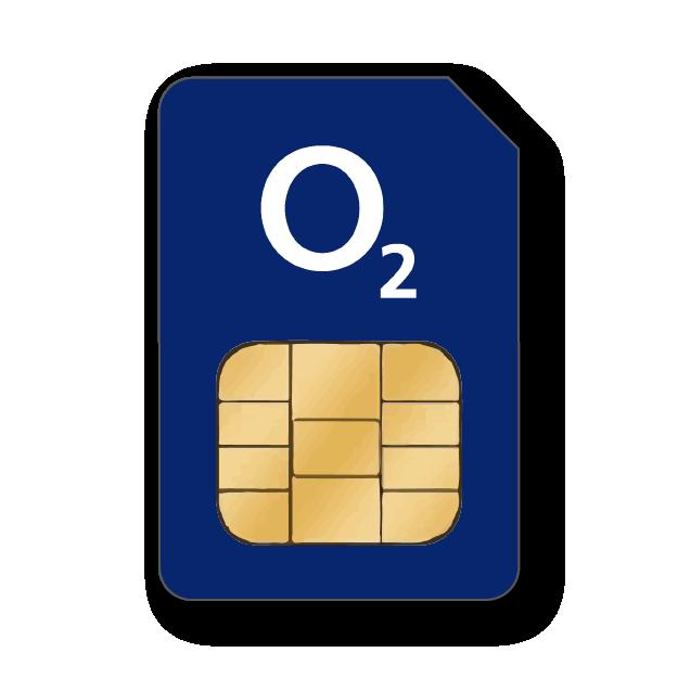 O2 Prepaid SIM Karte bestellen