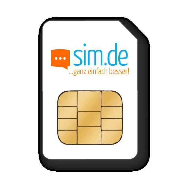 sim.de SIM-Karte